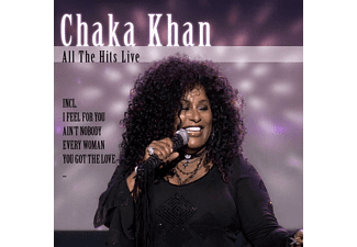 Chaka Khan - All The Hits Live - (CD)