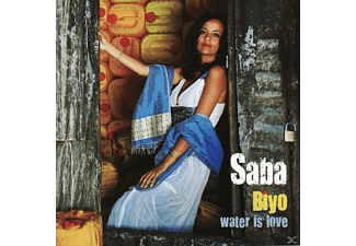 Saba - Biyo-Water Is Love - (CD)
