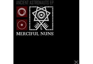 Merciful Nuns - Ancient Astronauts EP - (CD)