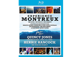 Diverse, Quincy & The Global Gumbo Allstars/+ Jones - Experience Montreux-Music, Magic & Majesty [Blu-ray]