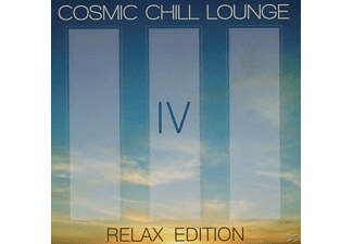 VARIOUS - Cosmic Chill Lounge Vol.4 [CD]