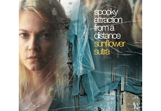 Spooky Attraction From A Distance - Sunflower Sutra - (CD)