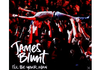 James Blunt - I'll Be Your Man [CD]
