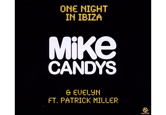Candys,Mike & Evelyn Feat.Miller,Patrick - One Night In Ibiza - (5 Zoll Single CD (2-Track))