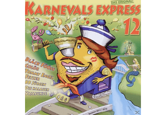 VARIOUS - Karnevalsexpress 12 [CD]