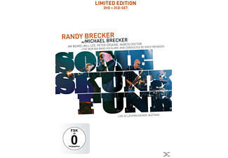 The Brecker Brothers, Wdr Big Band - Some Skunk Funk-Leverkusener Jazztage - (DVD + CD)