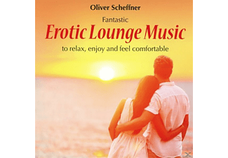 Oliver Scheffner - Erotic Lounge Music - (CD)