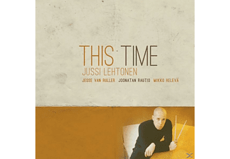 Jussi/+ Lehtonen - This Time - (CD)