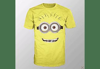 Minion Goggle Face (Shirt L/Gelb)