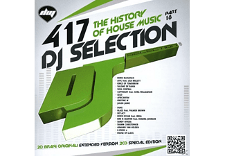 Various Dj Selection 417 - DJ Selection 417-History Of House 18 - (CD)