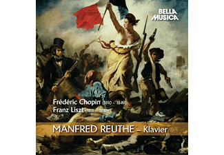 Manfred Reuthe - Manfred Reuthe-Klavier Solo Ii [CD]