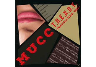 Mucc - T.R.E.N.D.Y.-Paradise From 1997 - (CD)