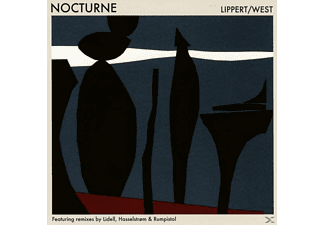 Nocturne - Lippert/West [CD]