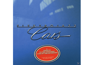 Elektrojazz - Cars - (CD)