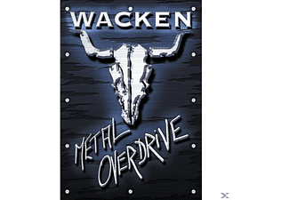 VARIOUS - Wacken-Metal Overdrive - (DVD)