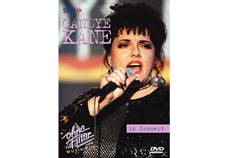 Candye Kane - In Concert-Ohne Filter [DVD]