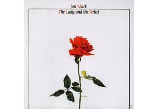 Jon Mark - The Lady And The Artist - (CD)