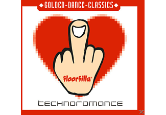 Floorfilla - Technoromance - (Maxi Single CD)