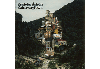 Kristofer Åström - Rainaway Town - (CD)