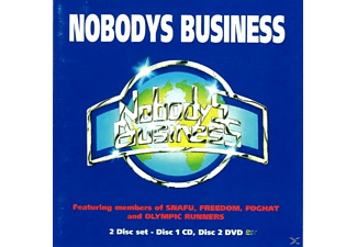 Nobody's Business - Nobody's Business - (CD)