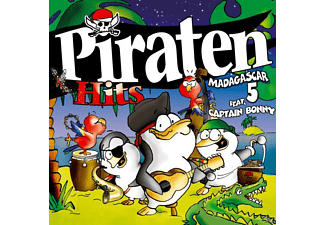 MADAGASCAR 5 FEAT.CAPTAIN BONNY - Piratenhits - (CD)