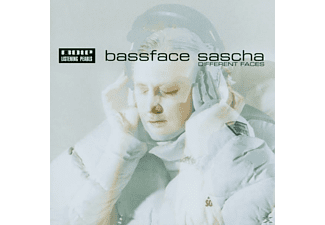 Bassface Sascha - Different Faces - (CD)