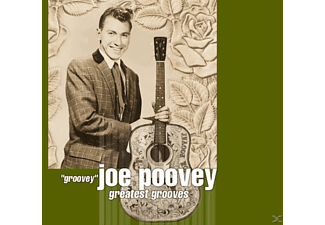 Groovey Joe Poovey - Greatest Grooves (European Rel - (CD)
