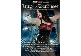 VARIOUS - Into The Darkness Vol.5 - (DVD)