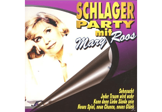 Mary Roos - Schlagerparty Mit - (CD)