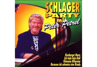 Peter Petrel - Schlagerparty Mit [CD]