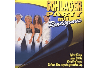 Rendezvous - Schlagerparty Mit - (CD)
