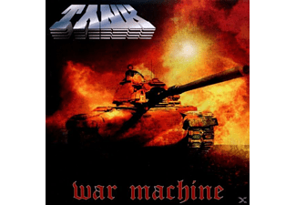 Tank - War Machine - (CD)