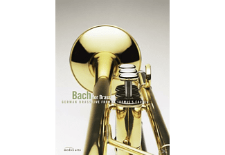 VARIOUS - Bach For Brass - (DVD)