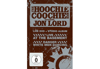 Jon Lord, The Hoochie Coochie Men - Live At The Basement & Danger White Men Dancing [DVD + CD]
