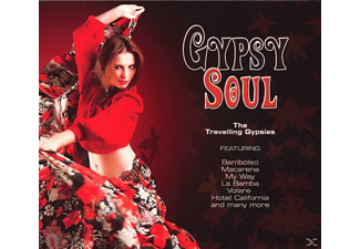 The Traveling Gipsies - Gypsy Soul - (CD)