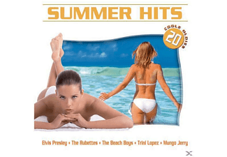 VARIOUS - Summer Hits 20 Coole Oldies [CD]