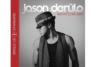Jason Derulo - Whatcha Say (2track) - (CD)