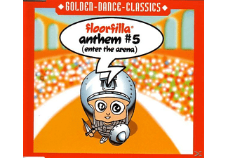 Floorfilla - Anthem  5 (Enter The Arena) - (Maxi Single CD)