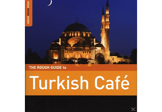 VARIOUS - TURKISH CAFE. THE ROUGH GUIDE - (CD)
