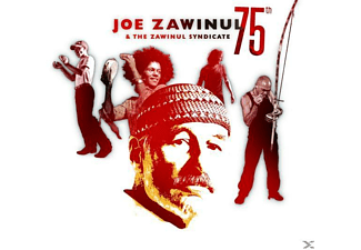 Zawinul Syndicate - 75th [CD]