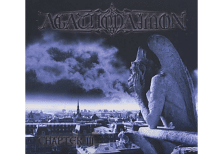 Agathodaimon - Chapter Iii (Ltd.Edition) - (CD)