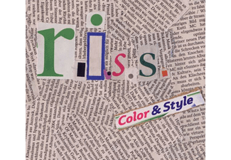 R.I.S.S. - Color & Style - (CD)
