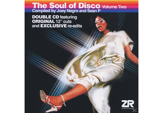 VARIOUS - The Soul Of Disco Vol.2 - (CD)