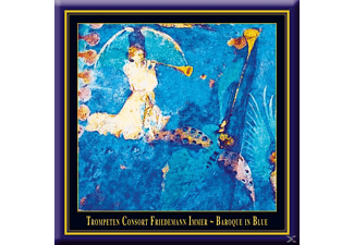 Trompeten Cons.F.Immer - Baroque in Blue - (CD)