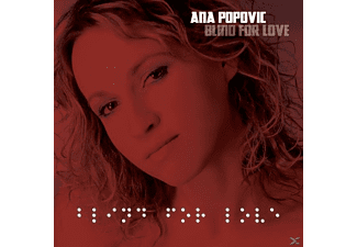 Ana Popovic - Blind For Love [CD]