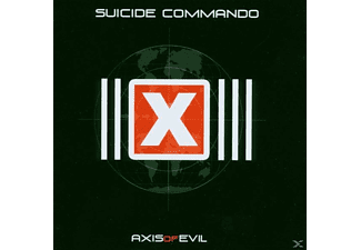 Suicide Commo - Axis Of Evil - (CD)