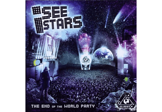 I See Stars - The End Of The World Party - (CD)