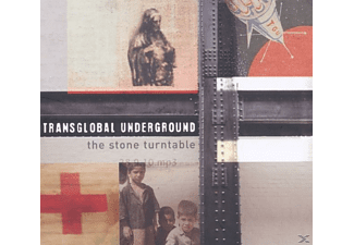 Transglobal Underground - The Stone Underground - (CD)