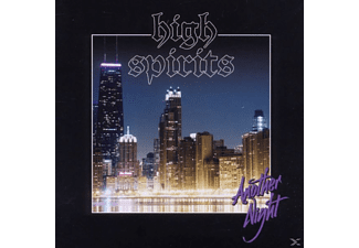 High Spirits - Another Night - (CD)