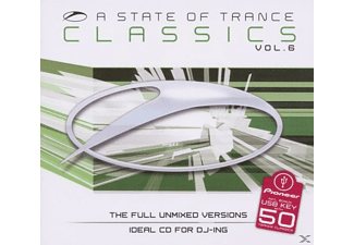 VARIOUS - A State Of Trance Classics Vol. 6 [CD]